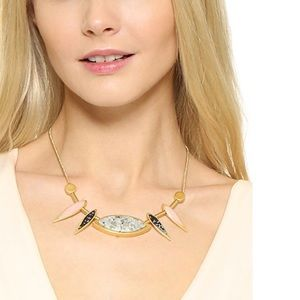 Madewell Petal Necklace